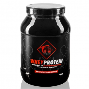 Whey-Protein-Dose
